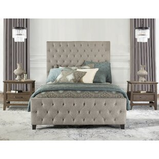 Alcott Hill Keesee Upholstered Panel Bed