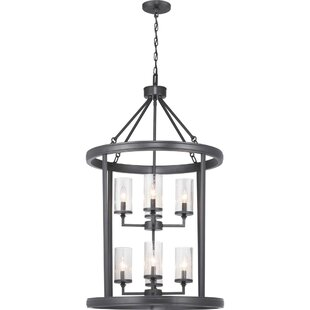 Proper 8-Light Lantern Pendant by Willist..