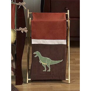 Buy clear Dinosaur Land Laundry Hamper BySweet Jojo Designs