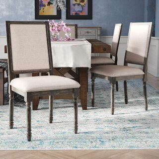 Altier Upholstered Dining Chair (Set of 2) by Lark Manor SKU:CD753579 Order