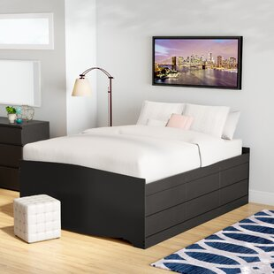 Find a Nolanville Storage Platform Bed by Harriet Bee Reviews (2019) & Buyer's Guide