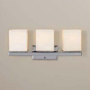 Latitude Run Ditmars 3-Light Vanity Light