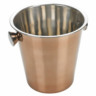 Champagne Bucket By Symple Stuff