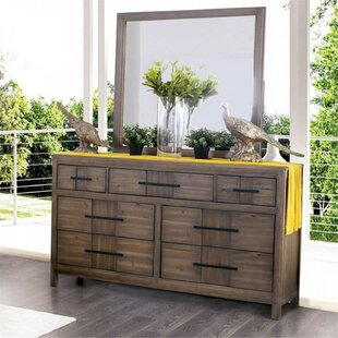 Brooten 7 Drawer Dresser by Union Rustic
