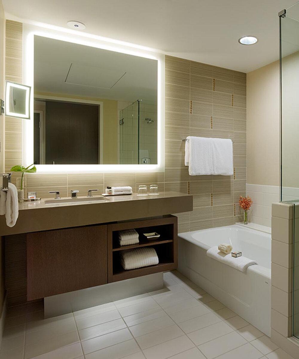 Luxury Large 40 60 Square Mirrors Perigold