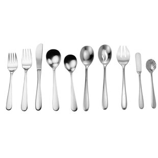 Helena Splendid 45 Piece Flatware Set, Service for 8