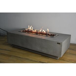 Cheatwood Concrete Fire Pit Table