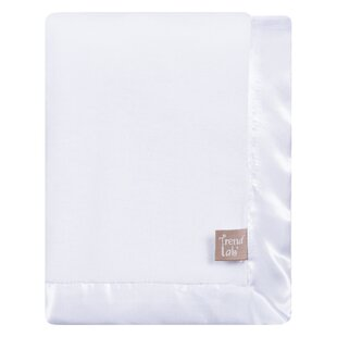 Affordable Price Twombly White Plush Baby Blanket ByHarriet Bee