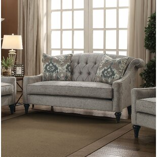 Shop Owens Loveseat by Canora Grey