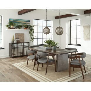 Iva 3 Piece Dining Set Corrigan Studio