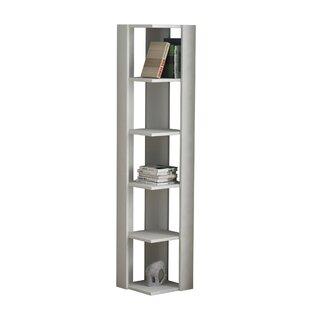 Brenna Modern Standard Bookcase Ebern Designs