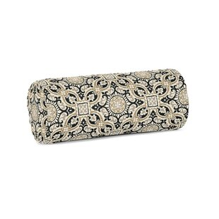 Ekstrom Printed Outdoor Bolster Pillow