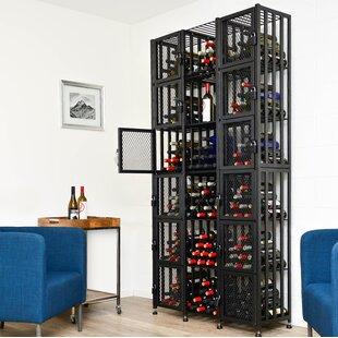 Bin 384 Bottle Floor Wine Rack