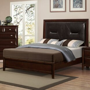 Mateo Panel Bed by Roundhill Furniture