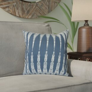 Lassiter Geometric Outdoor Throw Pillow