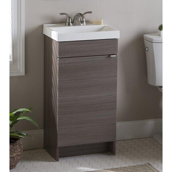 Tremendous Extra Small Bathroom Vanity Youll Love In 2019 Wayfair Download Free Architecture Designs Rallybritishbridgeorg