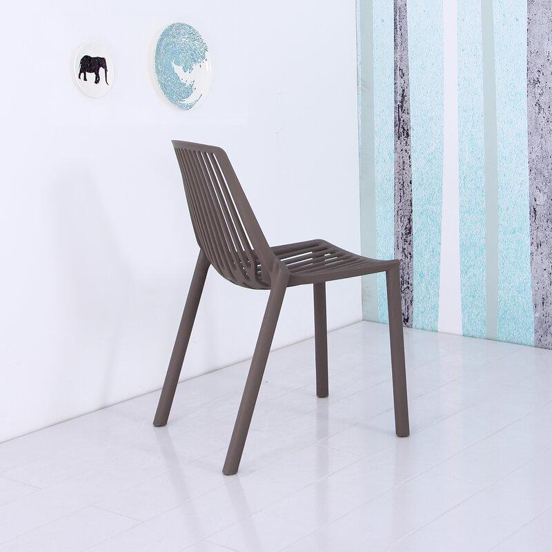 Arnette Plastic Side Chair