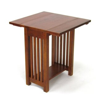 Darby Home Co Folcroft Wooden Console Table