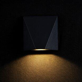 Hobdy LED Wall Flush Mount Image