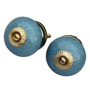 Ceramic Round Knob (Set of 2)