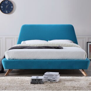 Arroyo Queen Upholstered Platform Bed by Trule Teen