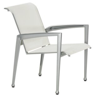 Veer Stacking Patio Dining Chair by Tropitone