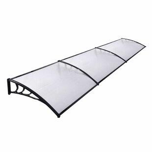 Nadene 0.1m W X 0.3m D Door Canopy By Sol 72 Outdoor