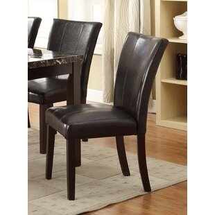 Winston Porter Heneghan Upholstered Dining Chair (Set of 2)