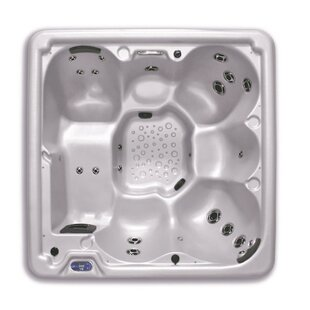Cyanna Valley Spas 6-Person 21-Jet Plug and Play Spa