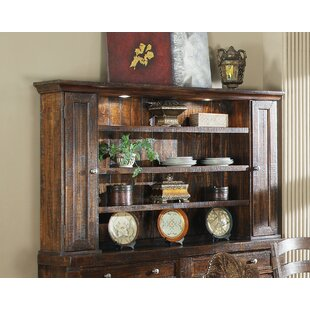 Loon Peak Diez Lighted China Cabinet Top