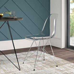 Kushner Dining Chair by Mercury Row