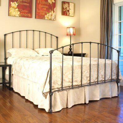 Arlington Panel Bed Benicia Foundry and Iron Works Size: Queen