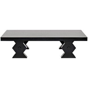 Noir Suzu Coffee Table