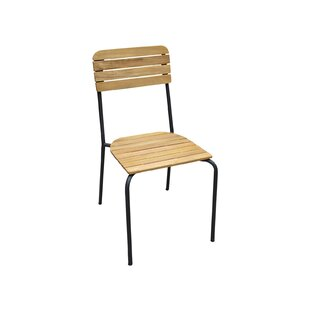 Review Delahunt Stacking Garden Chair (Set Of 4)