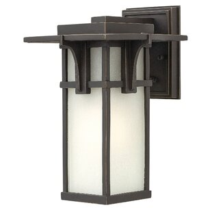 Manhattan 1-Light Outdoor Sconce by Hinkley Lighting
