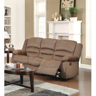 Dedmond Reclining Sofa by Winston Porter