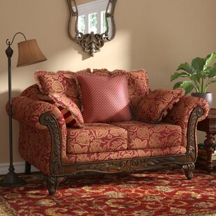 Shop Powersville Standard Loveseat by Fleur De Lis Living