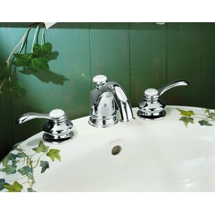 Kohler Fairfax Widespread Bathroom Faucet with Drain Assembly