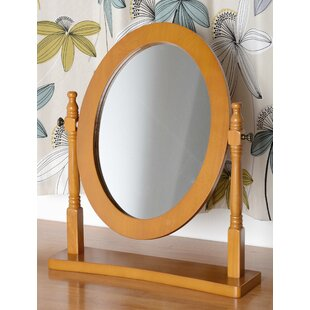 Dresser Mirror By August Grove