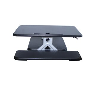 Ebern Designs Mosby Ergonomic Height Adjustable Standing Desk