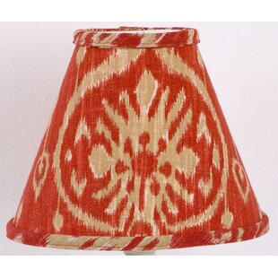 Best Reviews Zechariah 9 Fabric Empire Lamp Shade By Zoomie Kids