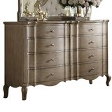 Anatolio 8 Drawer Double Dresser by One Allium Way®