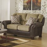Best Meaghan Loveseat By Millwood Pines