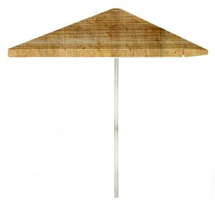 Best of Times 6' Rectangular Market Umbrella