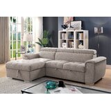 Lorrona Left Hand Facing Sleeper Sectional by Orren Ellis
