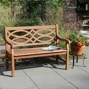 Hennell Eucalyptus Garden Bench by ACHLA Comparison