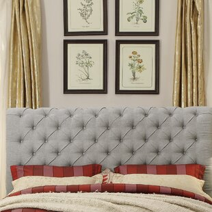 Find the perfect Calia Queen Upholstered Panel Headboard by Mulhouse Furniture
