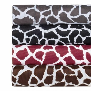 Animal Print Super Soft Sheet Set