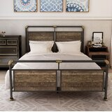 Maitland Queen Standard Bed by Williston Forge