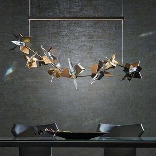 Kuntz LED Pendant by Everl..